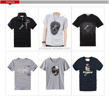 100% soft sueded cotton panda bangkok fashion t-shirts wholesale
