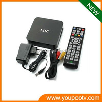 aml 8726 mx smart tv box with skype dual core mx android 4.2