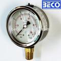 Lleno de aceite wika manómetro medidor de presión de vacío