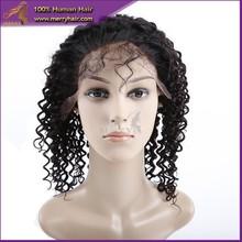 keeping healthy no shedding processing no silicone Brazilian hair human hair lace wig