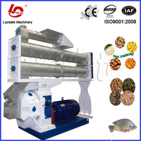 Shrimp producing plant fish feed making machine