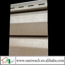10 inch traditional pvc vinyl siding and 8 inch Dutch lap PVC vinyl siding panel wall claddi