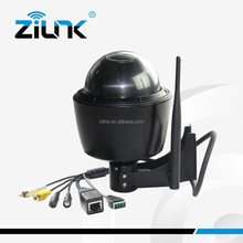 P2P IP Camera and IP66 waterproof Easy to Install P2P IP Camera with 22pcs IR-LEDs night vision