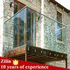 Modern House Design Aluminum Stainless Steel Stair Railing Handrails For Outdoor Steps