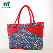popular new design mamastyle brand mummy diaper bag