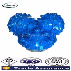 IADC 517 9 1/2 inch TCI tricone rock bit for medium soft formation