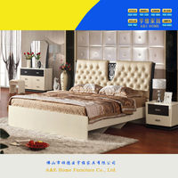 Alibaba china foshan Professional K/D Bedroom Furniture Supplies