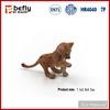 Bulk cheap PVC small plastic lion toys