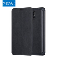Universal Mobile Phone Cover Cell Phone PU Leather Flip Case for samsung galaxy note 4