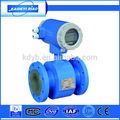 medidor de flujo digital de agua /tipo oblea medidor de flujo magnético