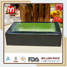 China goods wholesale disposable sushi packaging