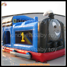 kindnessbaby thomas the train inflatable bounce house , giant inflatable bounce house