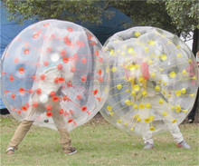 Hot sale inflatable bubble ball