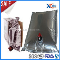 3L 5L 10L 20L Bag in box for beverages