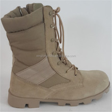 2015 desert color us army combat boot for policeman 11.6 dollar