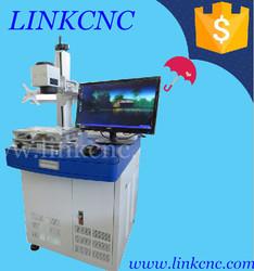 High technology sheep ear tag laser marking machine, 80w CO2 laser marking machine