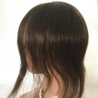 lace wedding hair accessories soft dread hair piece