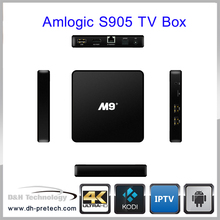 2015 Newest Product Amlogic S905 Chip S905 Model Higher Than Amlogic S805 OTT Tv Box