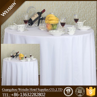 Wholesale plain fancy wedding table cloths for weddings decoration