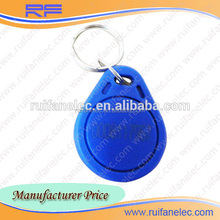 Alibaba china hot-sale rfid plastic key tags cards from shenzhen