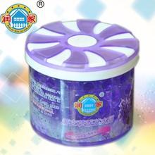 lavender flavor aroma car air freshener,OEM solid toilet air freshener,EVA crystal beads air freshener