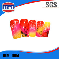 Professional Manufacturer Lowest Price Solid Color Nail Gel