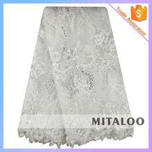 Mitaloo French Lace Fabric Applique Fabric Applique MCP0021