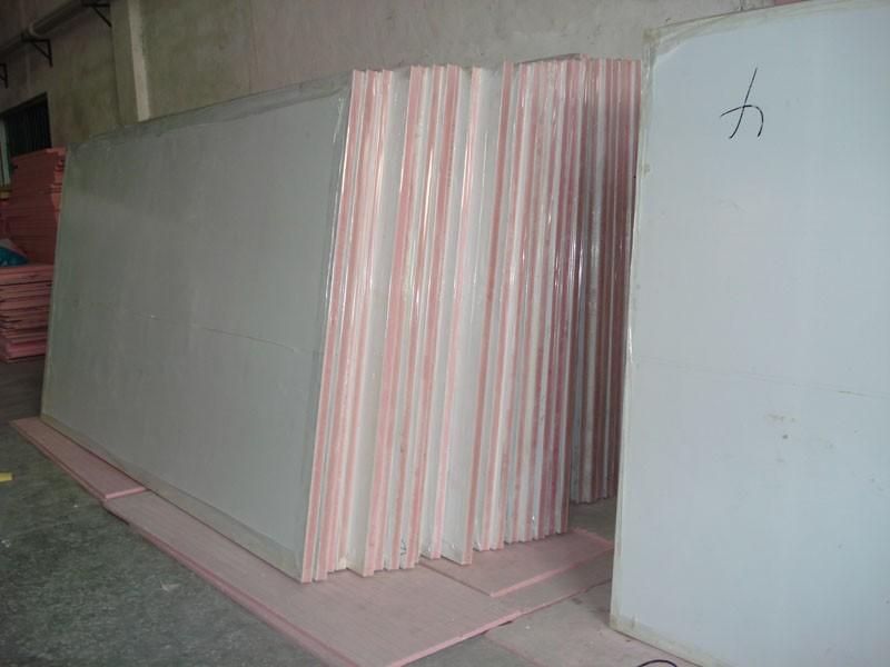 Reinforced Wall Panels : Custom size fiberglass reinforced plywood panels frp for