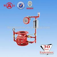 fire fighting wet fire water alarm valve