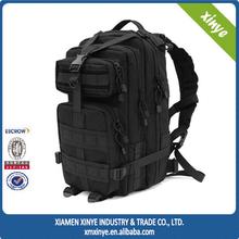 Woodland Black Travel Military Bag