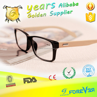 Alibaba express for reading glasses bamboo temple china supplier wenzhou manufacture