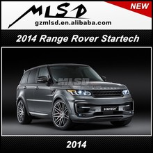 STARTEC-H Style Bodykits Car Bumper off road For Lan-d Rover Rang-e Rover Sport 2014 bodykits from maiker