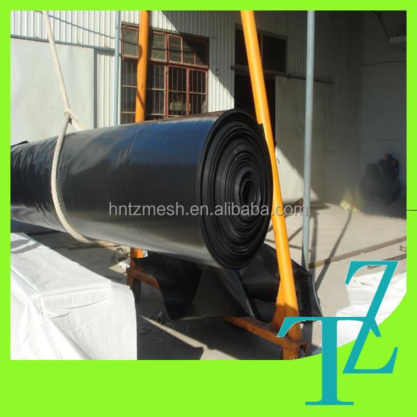 Plastic fish farm geomembrane pe fish pond liner for for Used koi pond equipment sale