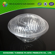 Disposable PET custom plastic cupcake packaging wholesale