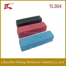 Solid Polishing compounds/wax/paste /white polishing bar for stainless steel and metal surface