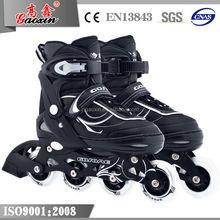Gx-1405 alibaba cina fornitore 4 ruote pattini roller a scomparsa