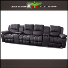 supply leather recliner sofa .home theater furniture.home cinema furniture from manufacture