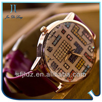 2013 Beautiful Stone Decorated Women Watches ladies watch mobile phone