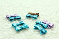wholesale mini shiny sequin bow