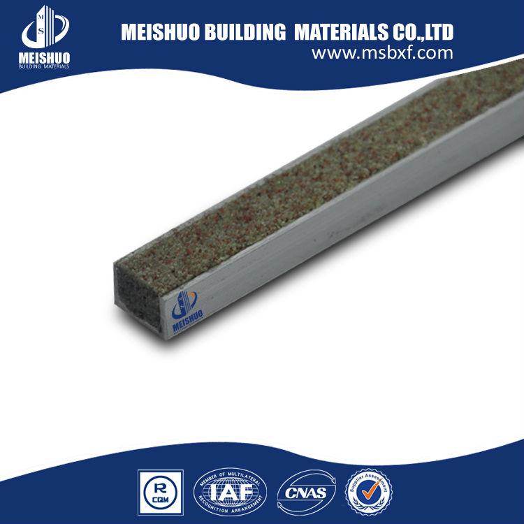 Auto- adhesivo peldaños de la escalera de la cubierta/nogal peldaños de la escalera conanti-deslizamiento tira( mssnc- 8)
