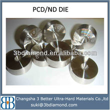 Changsha PCD Carbide Wire Drawing Die diamond dies for cooper drawing