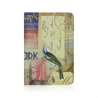 New Arrival Hot Selling Status Of Liberty with A Bird Printed Tablet Cover Case For iPad Mini