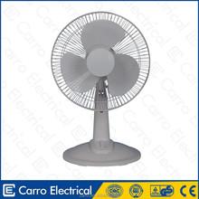 Safe operation brushless dc motor table cooling fan hayden cooling fan