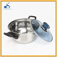 stainless steel kitchenware cookware factory vietnamese hot pot recipe beef