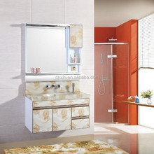 (A2001)ceramic basin contains lens ark floor stainless steel bathroom vanity china sanitary ware