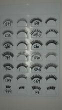 YS2157 YONGSUN New&hot sale eyelash extension human hair false Strip eyelashes