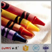 High quality art supplier - Wax Crayon Pastel from China