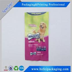 China Manufacturer Plastic Packaging Bag Printing / Plastic Bag / Pet Food Packaging