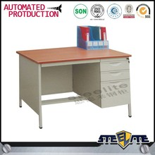 high quality KD structure steel used discount office tables