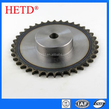HETD 40 Sprocket 12.07-pitch 1-row 38-teeth sprockets and chains transmission parts 40-1-38T
